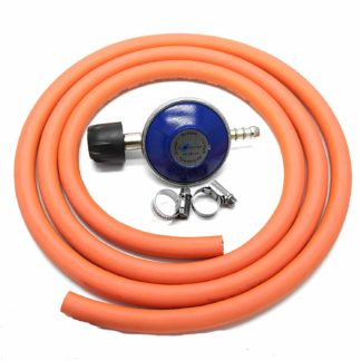 Hg Replacement Campingaz Type 2M Hose Kit Bbq, Camping Cookers Fits 907,904,901