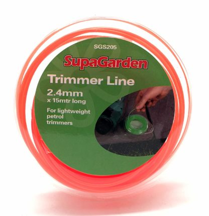 15M 2.4Mm Trimmer & Strimmer Line