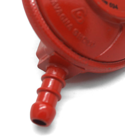 Irish Market 37Mbar Stranded Propane Gas Regulator  21.8 Lh Roi