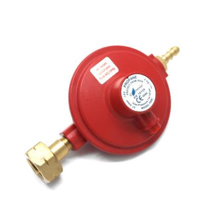 Irish Market 4Kgh 37Mbar Stranded Propane Gas Regulator  21.8 Lh Roi