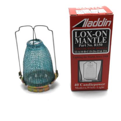 Genuine New Aladdin R150 Lox-On-Mantle