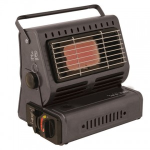 Bright Spark Portable Gas Camping Heater BS400