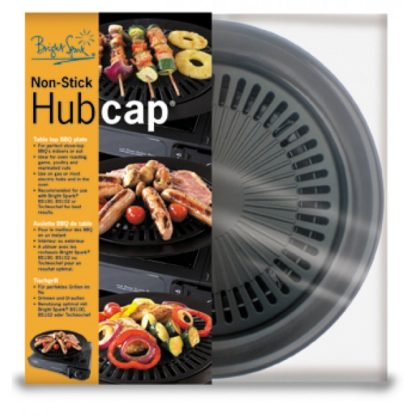 Bright Spark Hub Cap Non Stick BBQ Plate for Camping Stoves