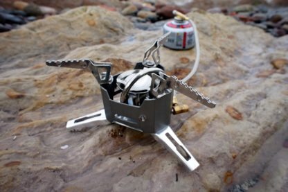 Go System Gemini Extreme Camping Stove