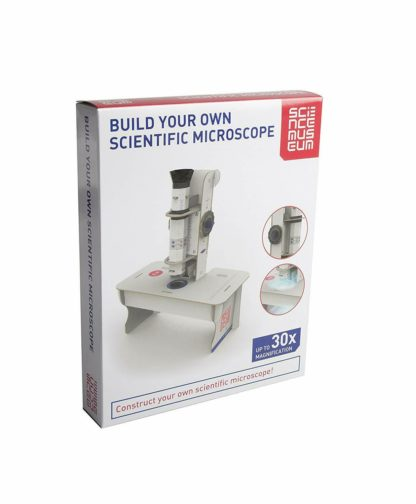 Science Museum  Build Your Own Scientific Microscope