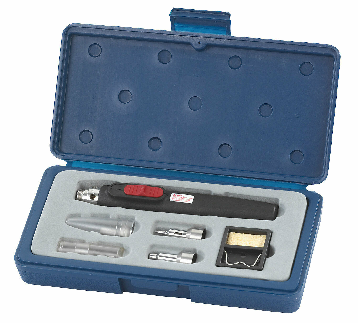 GoSystem Total Pro Blow Torch and accessory set TP2025