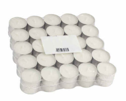 50 X Price'S Tilly 4Hr Tealights Candles