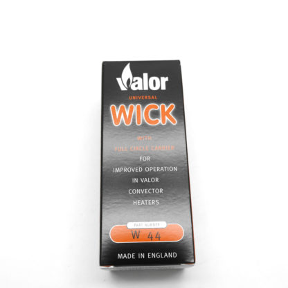 Genuine New Valor W44 Universal C/W Full Carrier Paraffin Lamp Wick